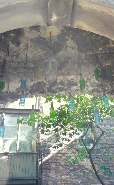 kraków kazimierz falafel ogródek hamsa palma smakogród
